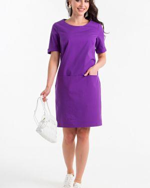 Платье платье-сарафан прямое Lady Taiga