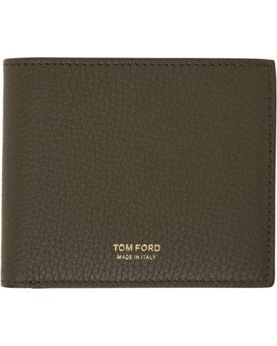 Portfel skórzany - czarny Tom Ford