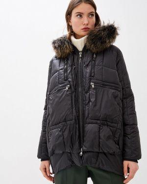 Теплая черная куртка Canadian