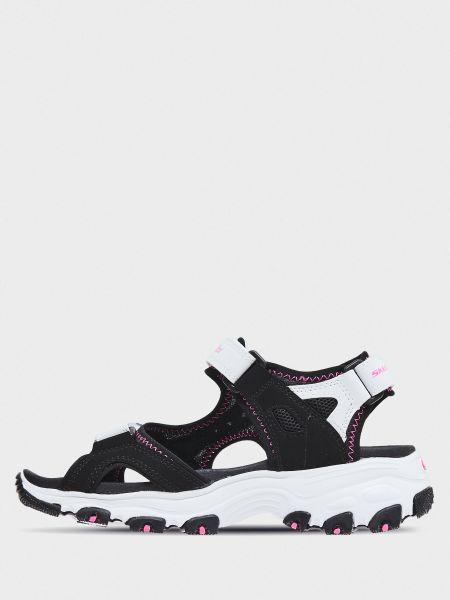 Кожаные сандалии Skechers