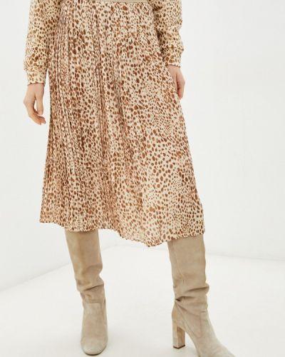 Плиссированная юбка - белая Rich&royal