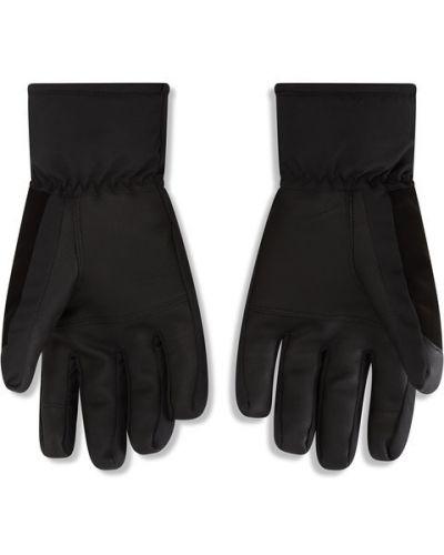 Czarne rękawiczki Billabong