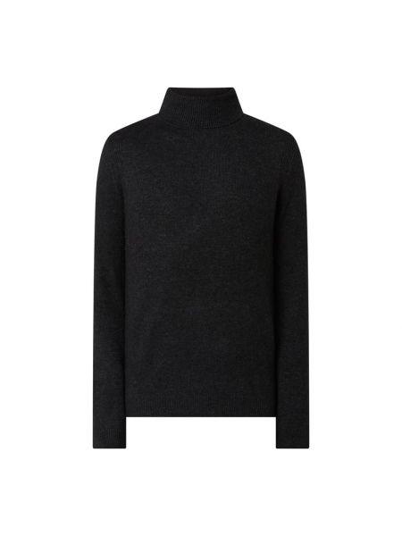 Prążkowany sweter wełniany Anerkjendt