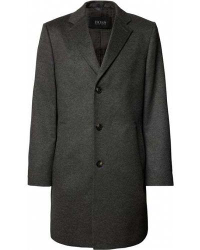 Płaszcz wełniany Boss