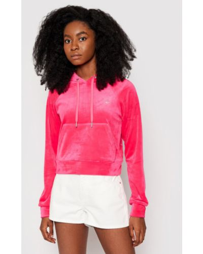 Różowy dres Juicy Couture