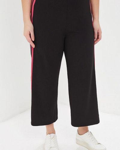 Свободные брюки итальянский черные Keyra
