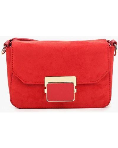 Красная сумка через плечо Menbur