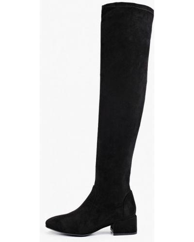 Черные ботфорты Diora.rim