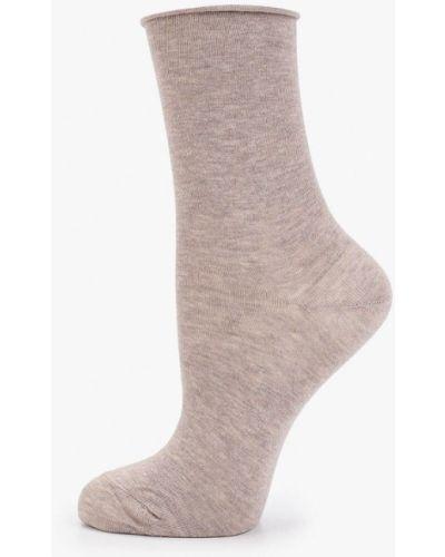 Бежевые носки Calzedonia