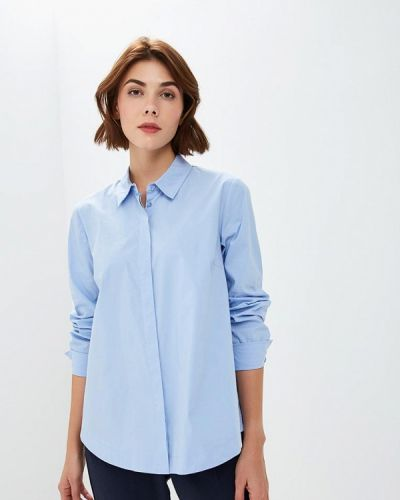 Голубая рубашка Betty Barclay