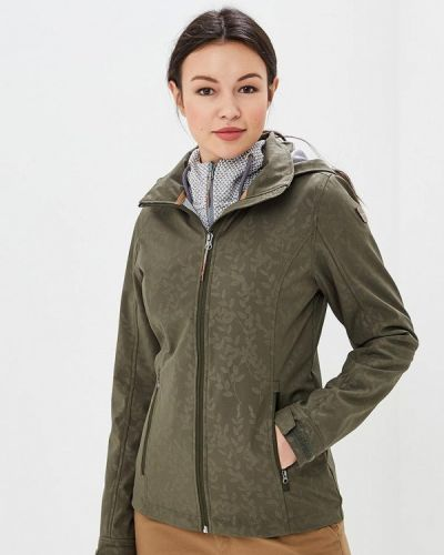Куртка весенняя зеленая Icepeak