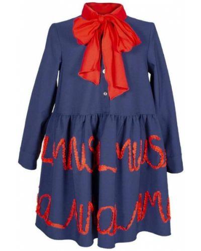 Sukienka z haftem Mimisol