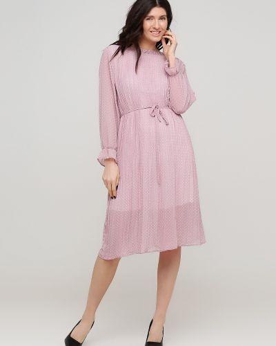 Платье в горошек Imperial