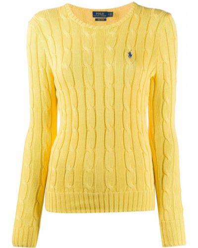 Polo - żółta Polo Ralph Lauren