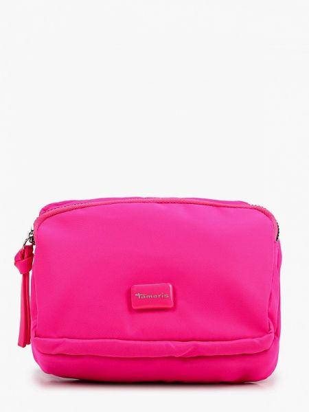 Поясная сумка розовый весенний Tamaris