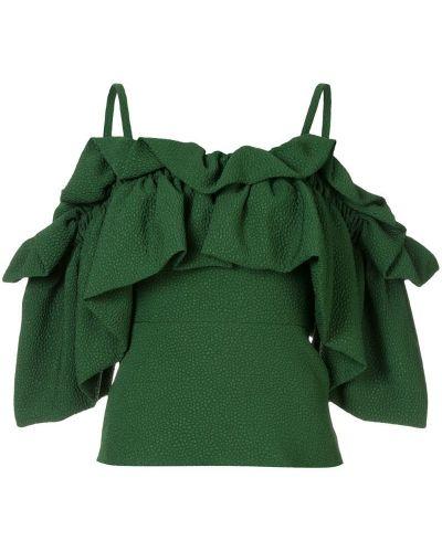 Топ зеленый Edeline Lee