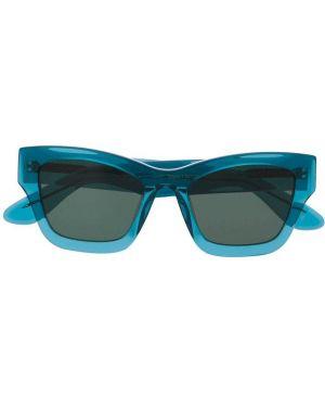Черные очки квадратные Han Kjøbenhavn