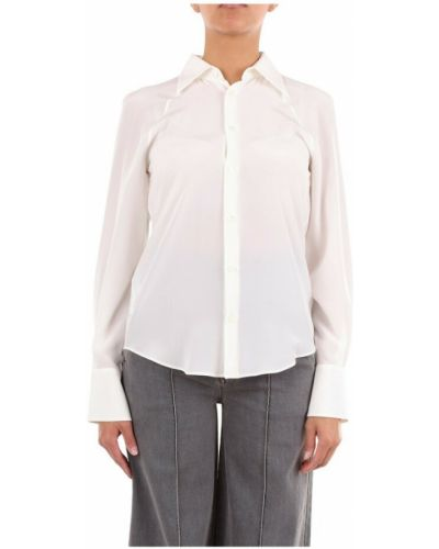 Biała klasyczna koszula Maison Margiela