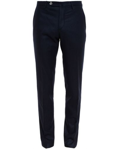 Прямые брюки с завышенной талией классические Browns