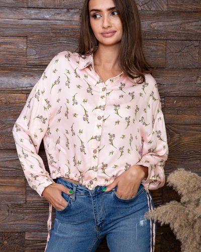 Блузка - розовая Kamomile