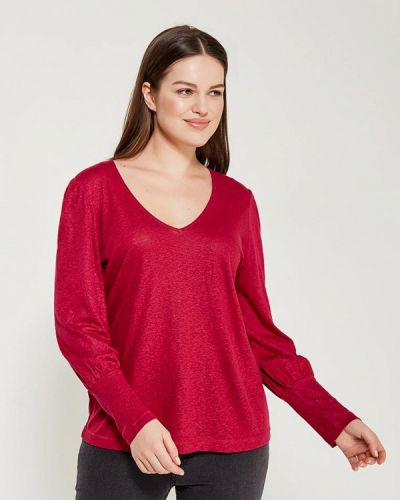 Розовый пуловер Violeta By Mango
