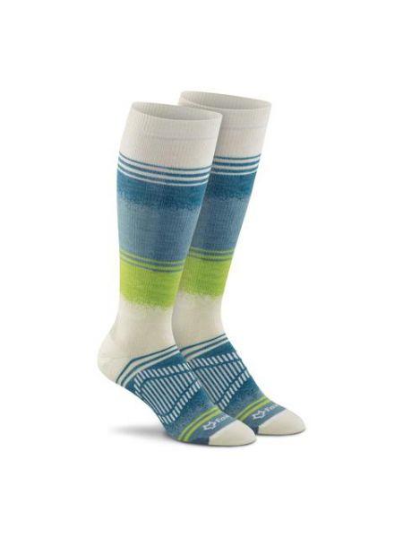 Шерстяные носки - белые Foxriver