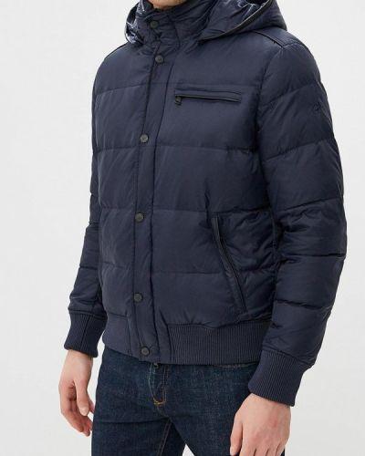 Зимняя куртка осенняя синяя Gt Gualtiero