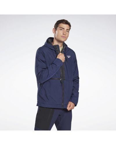 Домашняя утепленная куртка Reebok