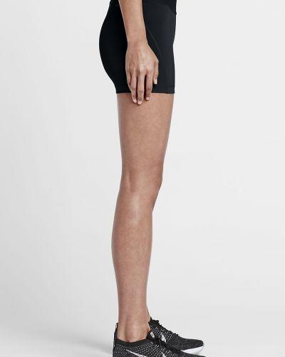 Спортивные шорты трикотажные из полиэстера Nike
