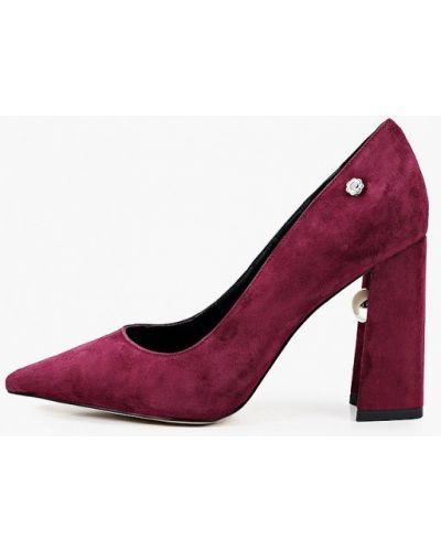 Фиолетовые туфли закрытые Tuffoni