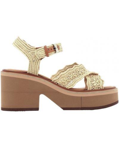 Sandały Clergerie