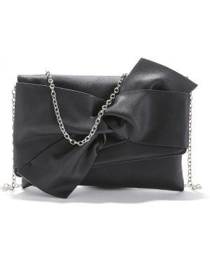 Сумка на цепочке с бантом сумка-мешок La Redoute Collections