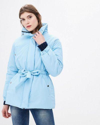 Утепленная куртка демисезонная осенняя Burlo