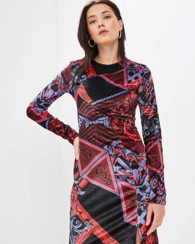 Джинсовое платье Versace Jeans