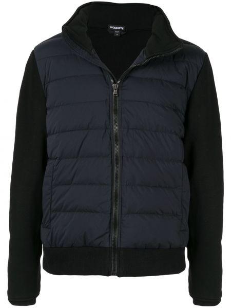 Куртка с капюшоном - черная James Perse