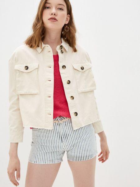 Джинсовая куртка весенняя Only