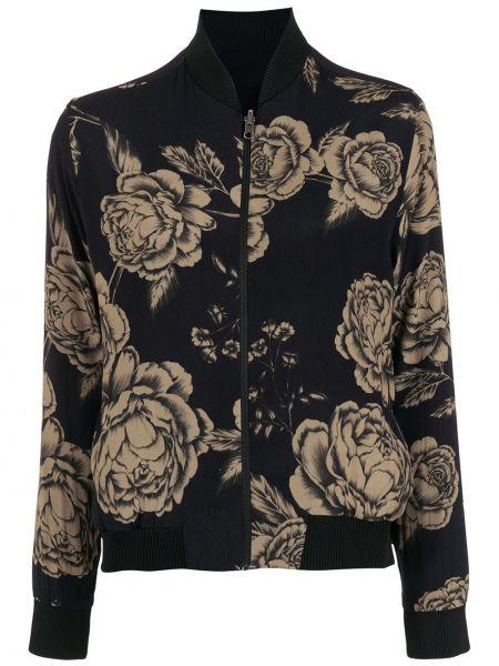 Куртка двусторонняя - черная Osklen