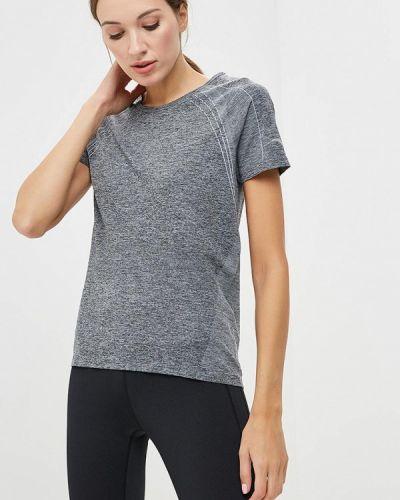 Серая спортивная футболка Anta