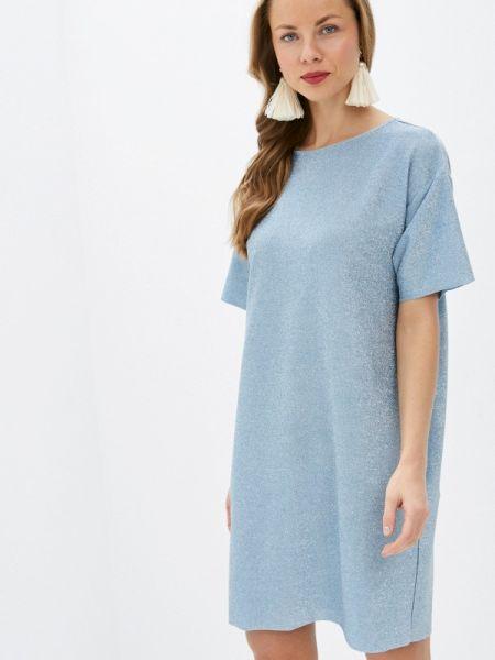 Вечернее платье - голубое Sultanna Frantsuzova