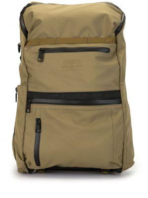 Нейлоновый водонепроницаемый рюкзак квадратный на бретелях As2ov