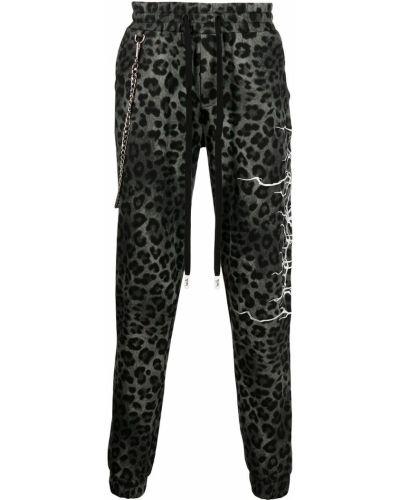 Черные спортивные брюки Haculla