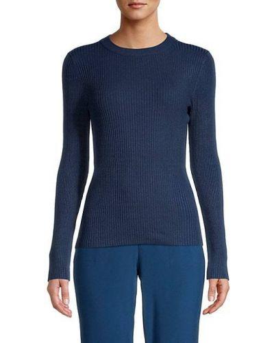 Нейлоновый длинный свитер с длинными рукавами с манжетами 525 America