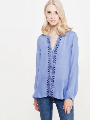 Блузка с длинными рукавами - синяя Sack's