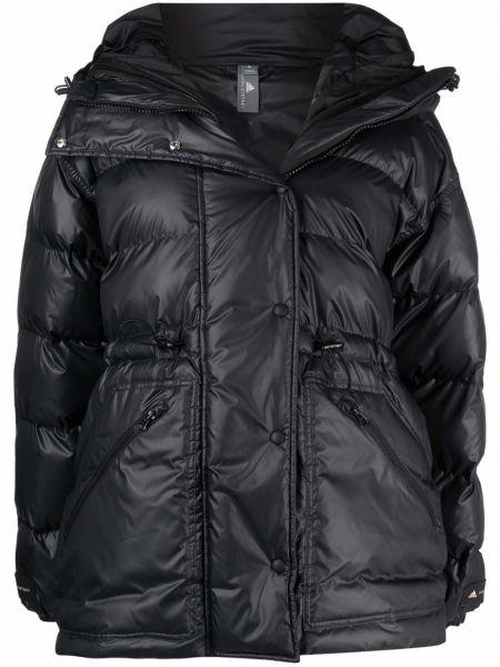 Дутая куртка - черная Adidas By Stella Mccartney