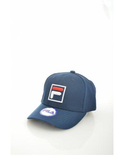 Бейсболка синий Fila