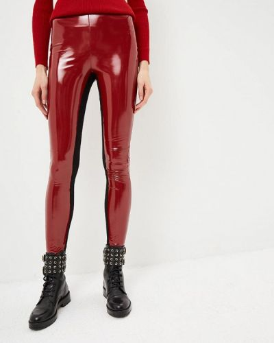 Красные брюки Karl Lagerfeld