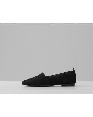 Текстильные балетки - черные Vagabond