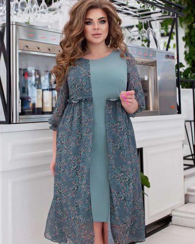 Платье в морском стиле Van Gils