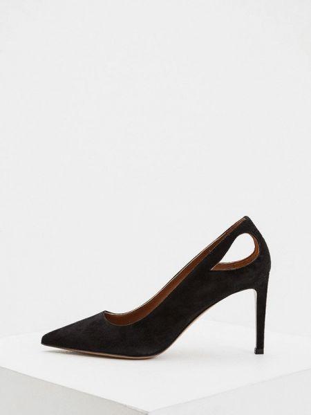 Черные туфли-лодочки L'autre Chose