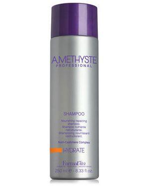 Шампунь для волос фиолетовый очищающий Farmavita